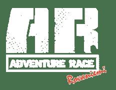 Adventure-Race-Rovaniemi-logo-header-transparent-valkoinen